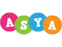 Asya friends logo