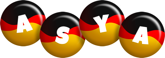 Asya german logo