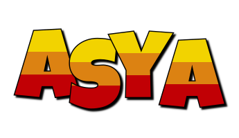 Asya jungle logo