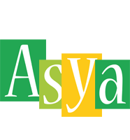 Asya lemonade logo
