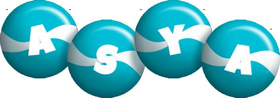 Asya messi logo