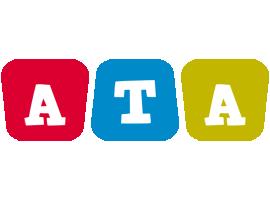 Ata daycare logo