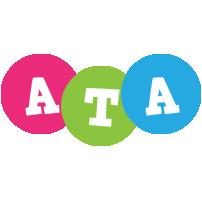 Ata friends logo
