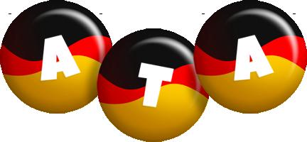 Ata german logo