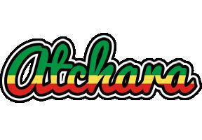 Atchara african logo