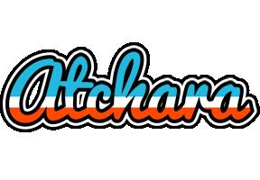Atchara america logo