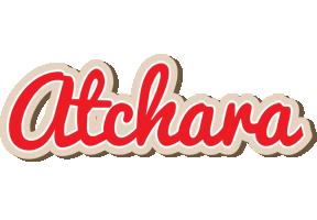 Atchara chocolate logo