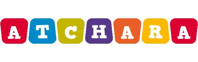 Atchara daycare logo