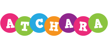 Atchara friends logo