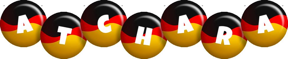 Atchara german logo
