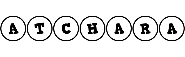 Atchara handy logo