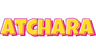 Atchara kaboom logo