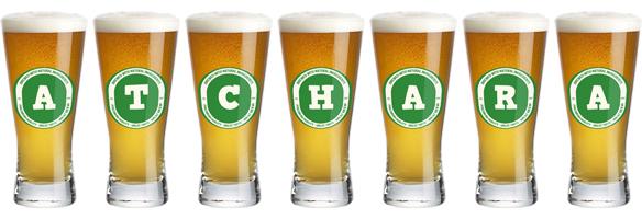 Atchara lager logo