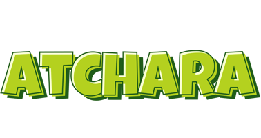 Atchara summer logo