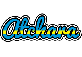 Atchara sweden logo