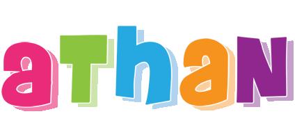 Athan friday logo