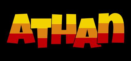 Athan jungle logo