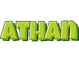 Athan summer logo