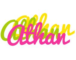 Athan sweets logo