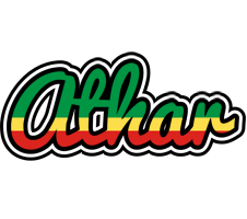 Athar african logo