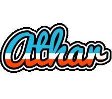Athar america logo