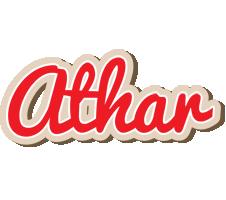 Athar chocolate logo