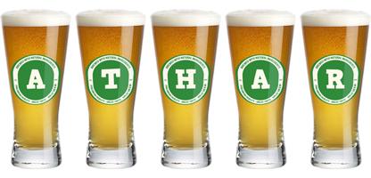 Athar lager logo