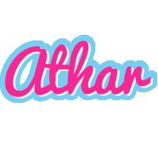 Athar popstar logo