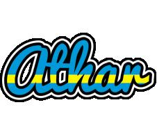 Athar sweden logo