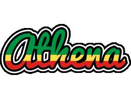 Athena african logo