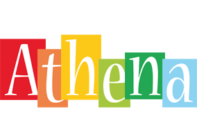 Athena colors logo