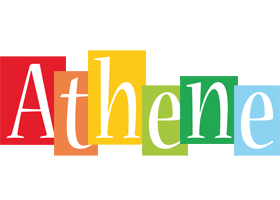 Athene colors logo