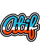 Atif america logo
