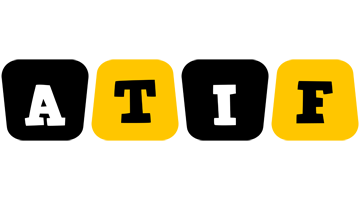 Atif boots logo