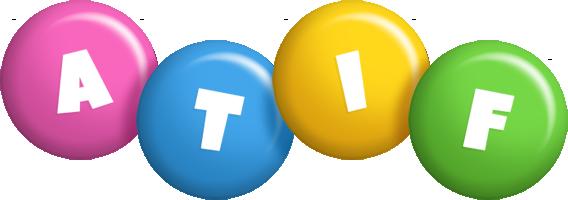 Atif candy logo