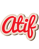 Atif chocolate logo