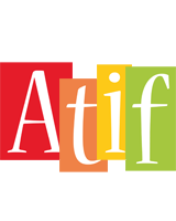 Atif colors logo