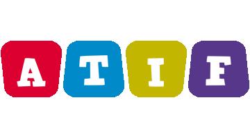 Atif daycare logo