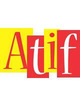 Atif errors logo
