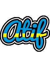 Atif sweden logo