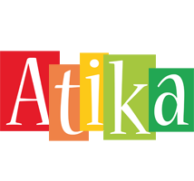 Atika colors logo