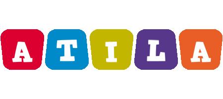 Atila daycare logo