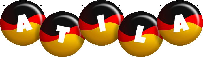 Atila german logo