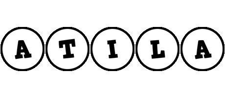 Atila handy logo