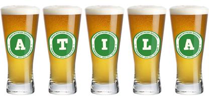 Atila lager logo