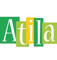 Atila lemonade logo
