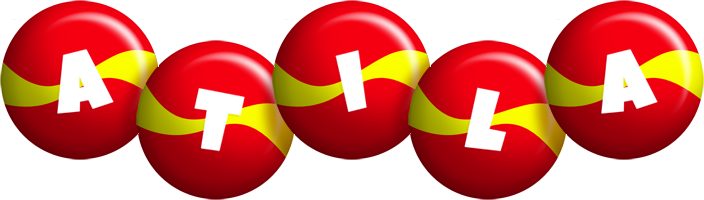 Atila spain logo