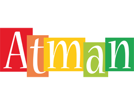 Atman colors logo