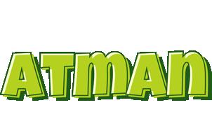 Atman summer logo