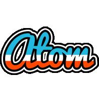 Atom america logo